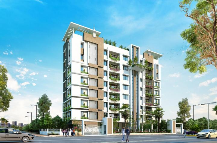 Project Image of 1958.0 - 2158.0 Sq.ft 3 BHK Apartment for buy in Multicon Narayani