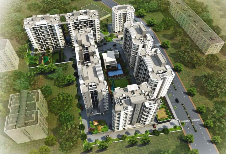 Project Image of 441.0 - 847.0 Sq.ft 2 BHK Apartment for buy in Azure - A,C,D,E and F
