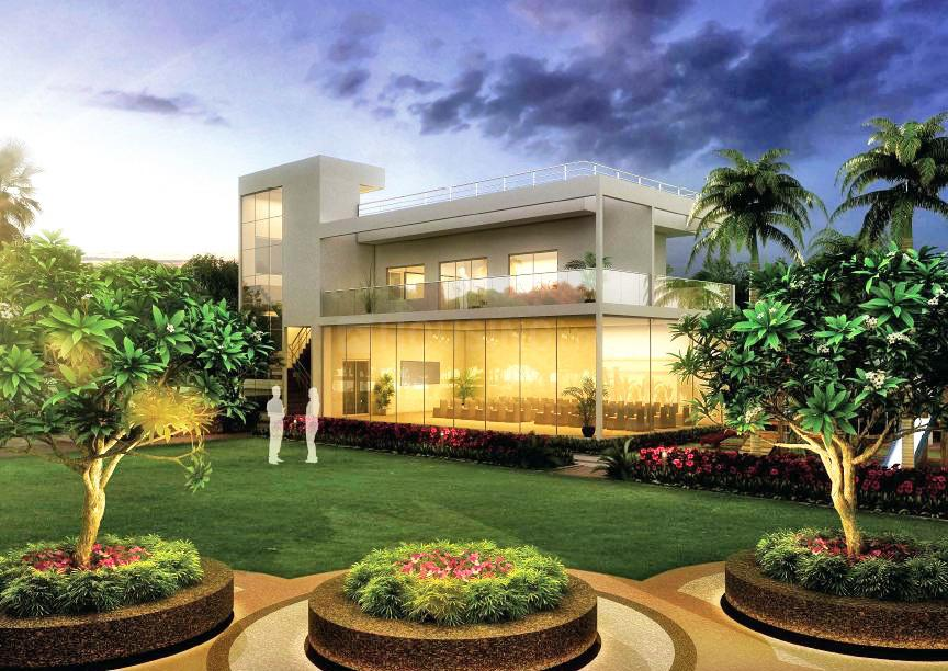 Project Image of 406.12 - 892.76 Sq.ft 1 BHK Apartment for buy in Vilas Javdekar Yashwin Anand
