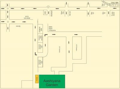 Project Image of 550.0 - 1800.0 Sq.ft 1 BHK Apartment for buy in J K Aashiyana Garden