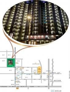 Gallery Cover Image of 1178 Sq.ft 2 BHK Apartment for rent in Sector 75 for 17000