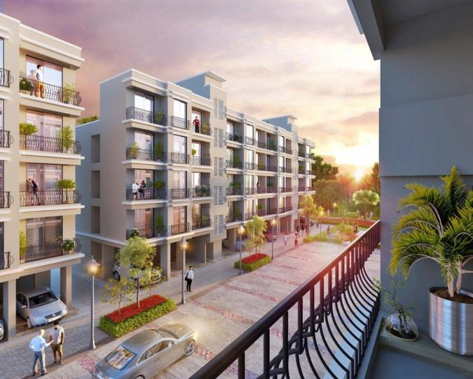 Project Image of 305.0 - 440.0 Sq.ft 1 BHK Apartment for buy in Space Eakadanta