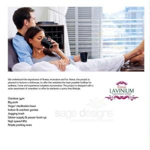 Gallery Cover Image of 743 Sq.ft 3 BHK Apartment for buy in Terra Lavinium, Sector 75 for 2610000