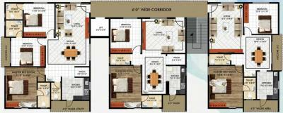 Project Image of 1156.0 - 1513.0 Sq.ft 2 BHK Apartment for buy in Fuerzaa Sahasraa Block 5