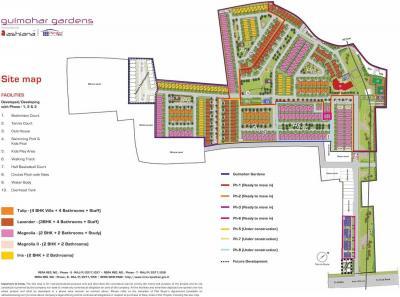 Ashiana Gulmohar Gardens Phase VII