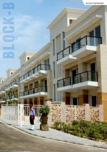 Gallery Cover Image of 1457 Sq.ft 3 BHK Independent Floor for rent in BPTP Astaire Garden Plots, Sector 70A for 18000