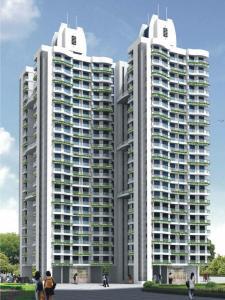 Gallery Cover Image of 1450 Sq.ft 3 BHK Apartment for rent in Rajesh Raj Splendour, Vikhroli West, Mumbai, Vikhroli West for 67000