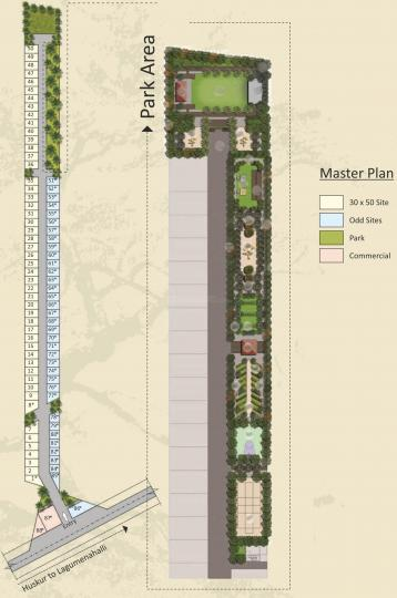 Project Image of 1500.0 - 1800.0 Sq.ft Residential Plot Plot for buy in Signature Grande