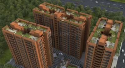 Gallery Cover Image of 1249 Sq.ft 3 BHK Apartment for buy in Rajshree Heights, Amraiwadi for 5000000