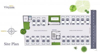 Project Image of 1673.0 - 2028.0 Sq.ft 3 BHK Apartment for buy in Arihant Vinyasa