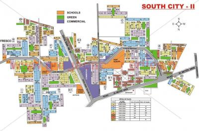 Residential Lands for Sale in Unitech South City II