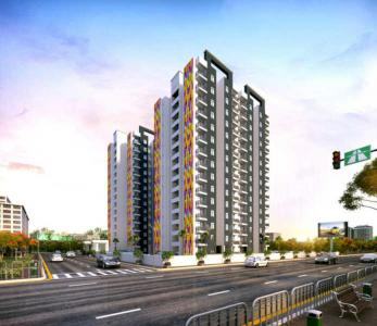 Project Image of 525 - 805 Sq.ft 1 BHK Apartment for buy in Paarth Humming Retreat Phase 1