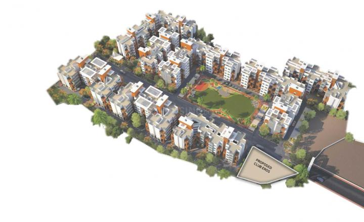 Project Image of 461.0 - 608.0 Sq.ft 1 BHK Apartment for buy in Sai Proviso County