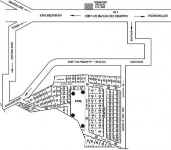 Project Image of 0 - 800 Sq.ft Residential Plot Plot for buy in BLB Sree Padmanabha Avenue