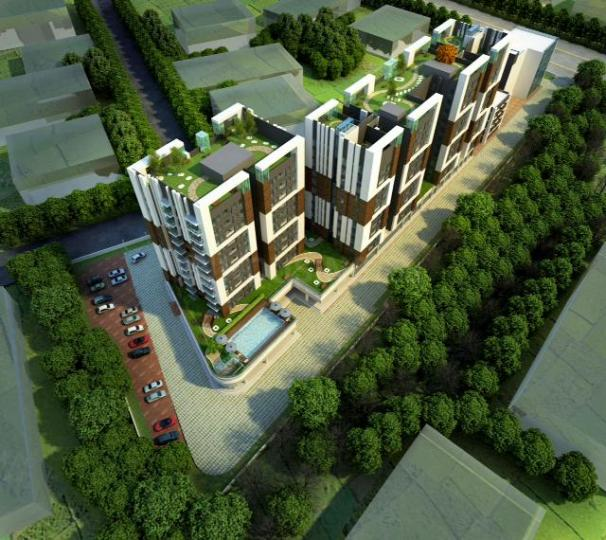 Project Image of 1350.0 - 2800.0 Sq.ft 3 BHK Apartment for buy in Ganges Ganges Sky