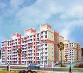 Gallery Cover Image of 605 Sq.ft 1 BHK Apartment for buy in Neelsidhi Balaji Prangan, Kharghar for 6800000