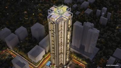 Project Image of 729.7 - 1074.13 Sq.ft 2 BHK Apartment for buy in F Residences