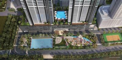 Gallery Cover Image of 1100 Sq.ft 2 BHK Apartment for rent in Ajmera Treon, Wadala East for 70000