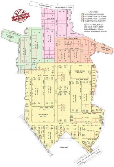 Project Image of 0 - 2097 Sq.ft Residential Plot Plot for buy in Metro Prime Avenue