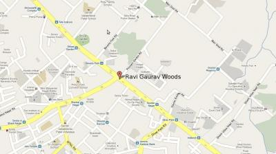 Gallery Cover Image of 1050 Sq.ft 2 BHK Apartment for rent in Ravi Gaurav Woods, Mira Road East for 16000