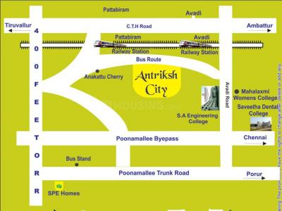Project Image of 750 - 2775 Sq.ft Residential Plot Plot for buy in SPE Antriksh City