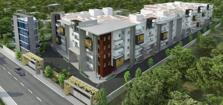 Project Image of 787 - 1395 Sq.ft 2 BHK Apartment for buy in Evocon Eden Gardens