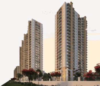Gallery Cover Image of 1850 Sq.ft 3 BHK Apartment for rent in Emaar Palm Gardens, Sector 84 for 27000