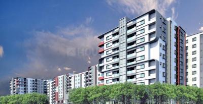 Gallery Cover Image of 1680 Sq.ft 3 BHK Apartment for rent in Bren Corporation Bren Avalon, Kartik Nagar for 27000
