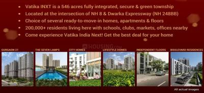 Project Image of 1775.0 - 3750.0 Sq.ft 3 BHK Apartment for buy in Vatika Boulevard Heights And Residences