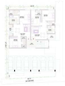Project Image of 786 - 1400 Sq.ft 2 BHK Apartment for buy in Lakshmi Annai Sathya Nagar