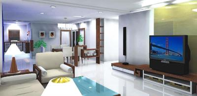 Project Image of 2125.0 - 3375.0 Sq.ft 3 BHK Apartment for buy in Shanta Fortune Icon
