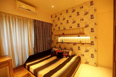 Gallery Cover Image of 290 Sq.ft 1 RK Apartment for rent in Mayfair Hillcrest, Vikhroli West for 28000