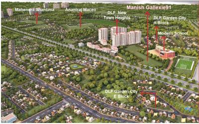 Project Image of 166 - 763 Sq.ft Shop Shop for buy in Manish Manish Gallexie 91