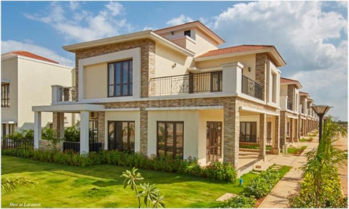 Project Image of 2940.0 - 3339.0 Sq.ft 3 BHK Villa for buy in Prestige Glenwood
