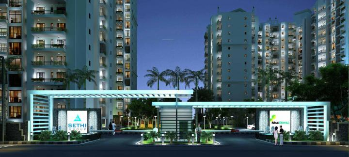 Project Image of 895 - 1650 Sq.ft 2 BHK Apartment for buy in Sethi Max Royal
