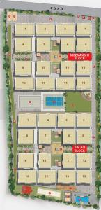 Gallery Cover Image of 1360 Sq.ft 3 BHK Apartment for buy in  Balaji Ashirvaad Elite, Tejaswini Nagar for 6700000