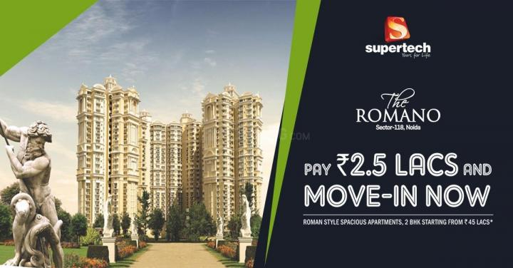 Project Image of 1020.0 - 2170.0 Sq.ft 2 BHK Apartment for buy in Supertech The Romano