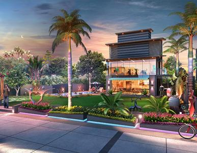 Gallery Cover Image of 1700 Sq.ft 3 BHK Villa for rent in Ghuma for 20000