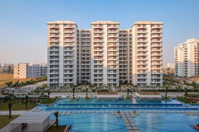 Gallery Cover Image of 1404 Sq.ft 2 BHK Apartment for buy in Anant Raj Maceo, Sector 91 for 6950000