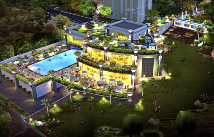 Project Image of 2595.0 - 4172.0 Sq.ft 4 BHK Apartment for buy in Omaxe The Forest Spa