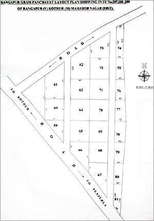 Project Image of 0 - 9000 Sq.ft Residential Plot Plot for buy in Green The Dominion