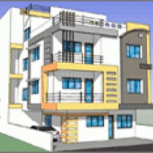 Gallery Cover Image of 702 Sq.ft 1 BHK Apartment for rent in Suryansh Alok G, Sanchar Nagar Main for 8000