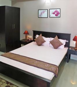 Gallery Cover Image of 950 Sq.ft 2 BHK Apartment for rent in Modi Vista Homes, Kapra for 15000