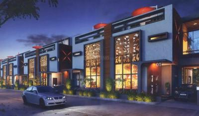 Project Image of 2646.0 - 4050.0 Sq.ft 4 BHK Villa for buy in DLH Swastik Palazzo