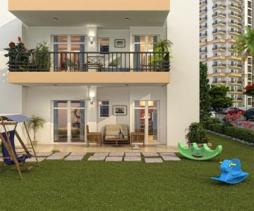 Gallery Cover Image of 1480 Sq.ft 3 BHK Apartment for rent in Saya Zenith, Ahinsa Khand for 20500