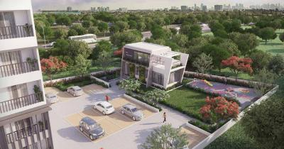 Project Image of 544.0 - 590.0 Sq.ft 2 BHK Apartment for buy in Nest Saswad Aashirwad Homes