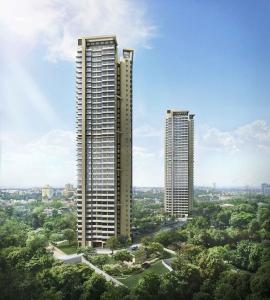 Project Image of 860.0 - 1015.0 Sq.ft 2 BHK Apartment for buy in Kalpataru Crest