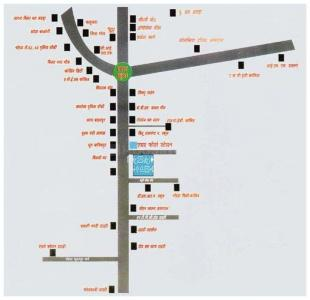 Project Image of 850 Sq.ft 2 BHK Apartment for buyin Phase 2 for 2500000