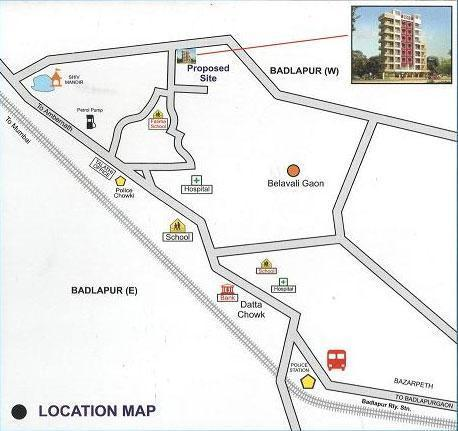 Project Image of 665 - 820 Sq.ft 1 BHK Apartment for buy in Sai Sai Deva Apartment