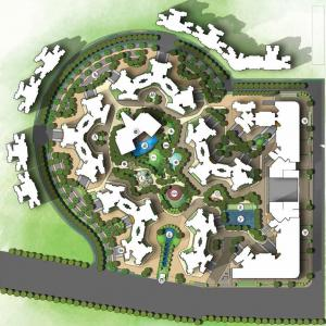 Project Image of 0 - 637 Sq.ft 3 BHK Apartment for buy in Sunteck Maxxworld 3